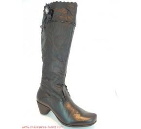 Boots femmes Arcus - AMBRA Noir