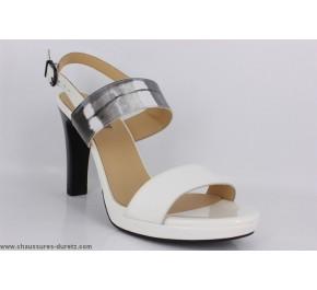 Chaussures femme Fugitive - MILO Blanc Cassé