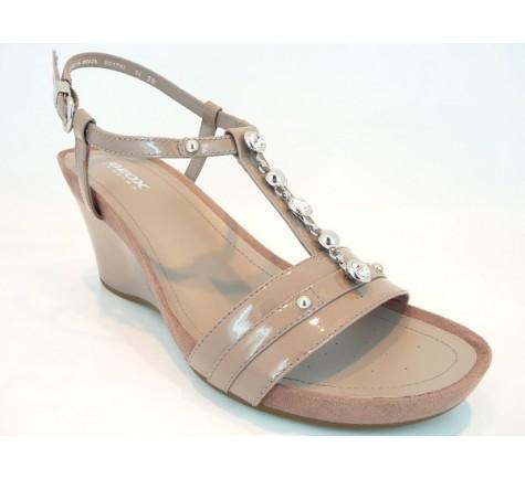 sandales femme g ox chaussures duretz. Black Bedroom Furniture Sets. Home Design Ideas