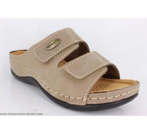 Sandales femme Tamaris - ICONE Blanc