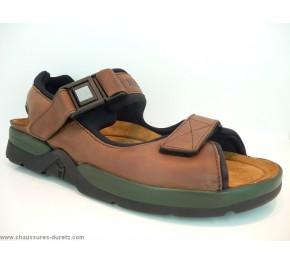 Sandale homme All Rounder - ROCK Marron