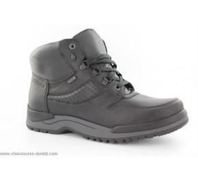 Chaussures homme Méphisto - CHARLES Dark Brown