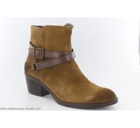 Boots femme Tamaris - HUMUS Noir