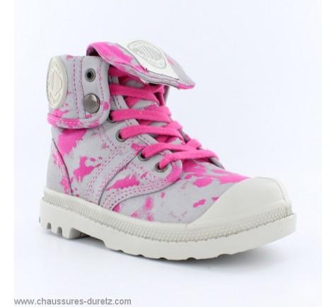 Chaussures Palladium Fille