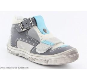 Chaussures bébé Babybotte - SAVANE Gris perle