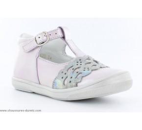 Chaussures Bébés Loup Blanc - HIONA Marron / Beige
