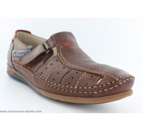 Chaussures homme Kickers - VIDAL Marron