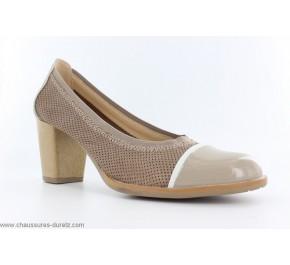 Chaussures femme Karston - KZAPO Craie