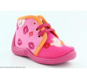 Pantoufles filles Babybotte