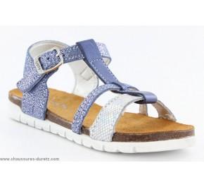 Sandales fille Bopy - ESSIEN Fuschia