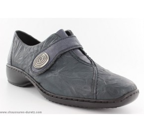 Chaussures femme Rieker - DORO Noir L3873-00