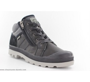 Bottines garcon Palladium - TATOO Noir