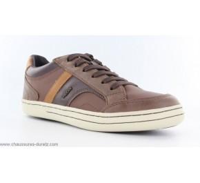 Chaussures garçon Géox - GLOBO Velcro Marron