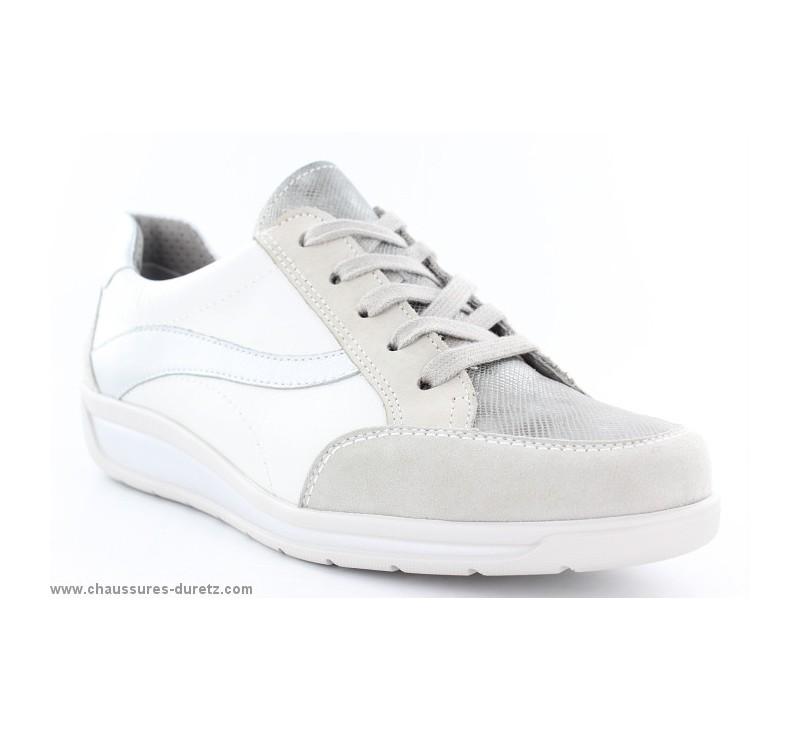 chaussures femme ara asti blanc baskets confort ara. Black Bedroom Furniture Sets. Home Design Ideas