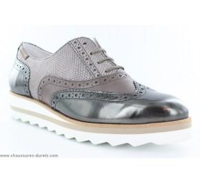 Chaussures femme Méphisto - TOMASIA Dark Brown