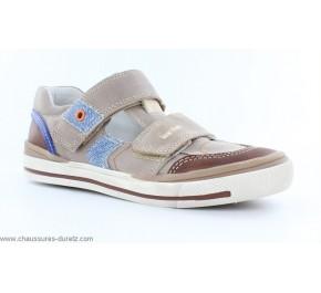 Chaussures garçons Loup Blanc - HIAGO Gris