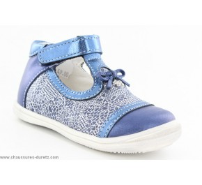 Chaussures fille Bopy - ZOUMBA Gris