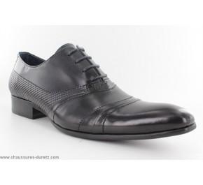 Chaussures homme Kdopa - DANEMARK Noir / Rouge