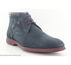 Chaussures homme Fluchos - GNON 9527 Marine