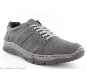 Chaussures homme Rieker - RODER Gris 05311-45