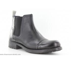 Boots homme Rieker - ASSEZ Noir 33853-00