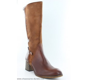 Boots femme Kickers - ALTELA Marine