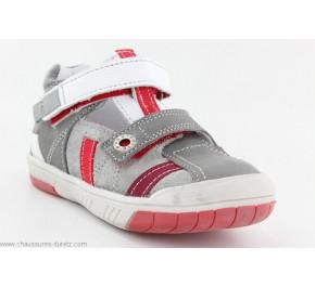 Chaussures garçon Babybotte - SONORA Taupe