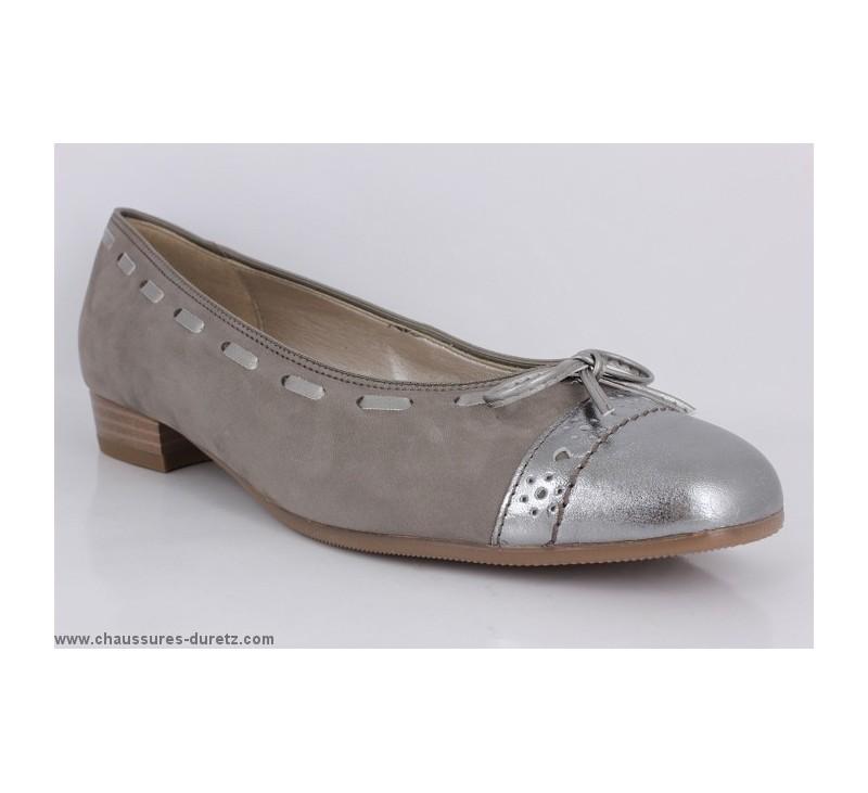 chaussures femme ara 33765 gris habill ara. Black Bedroom Furniture Sets. Home Design Ideas