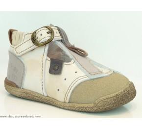 Chaussures bébés Babybotte PEROKEY Gris