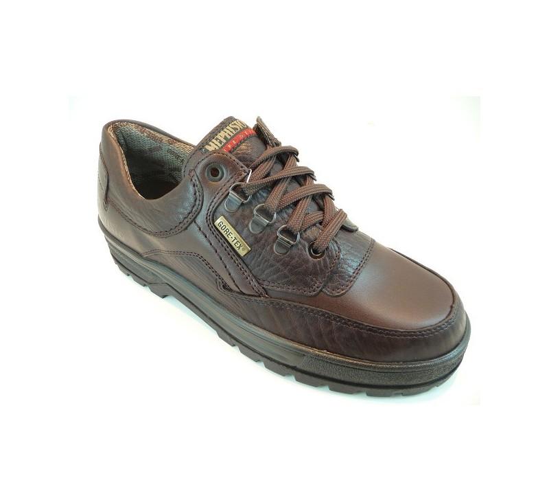 Chaussures Mephisto BARRACUDA Marron  297e6f5eea2