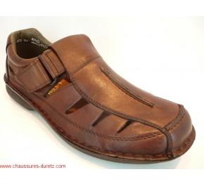 Chaussures homme Rieker STRASS Marron 10557-24