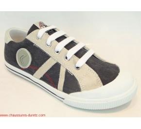 Chaussures garçons Géox KIWI BOY Bas Marine