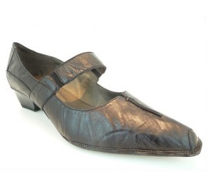 Chaussures femmes Grandes Pointures NAELLE Noir