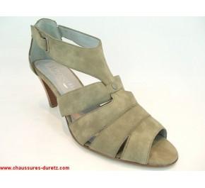 Sandales femme Madison SAFARI Silex