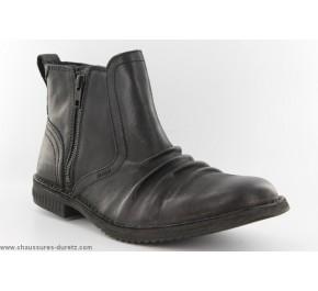 Boots homme Kickers JESOIF Noir