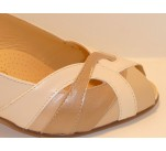 Sandale Artika Ombelle KAOLA Ecru / Beige