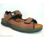 Sandale Mephisto ATLAS FIT Marron