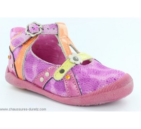 Chaussures fille Babybotte SOKETE Rose