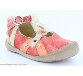 Chaussures fille Babybotte SOKETE Orange