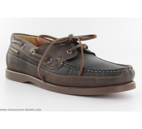 Chaussures bateau Mephisto BOATING GRIZZLY Noir