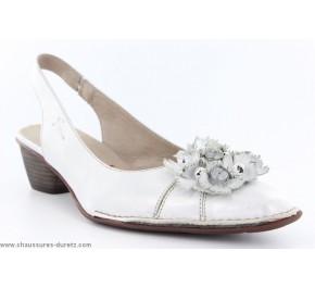 Chaussures femme Dorking SALLY 5900 Argent