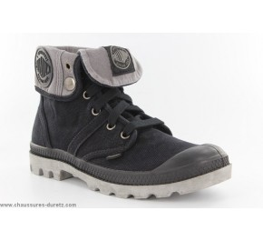 Bottines Mixte Palladium BAGGY Noir
