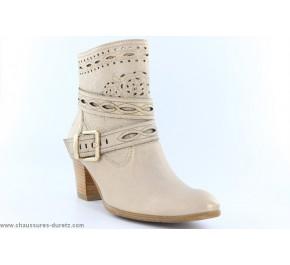 Boots femme Mam'Zelle YOKO Gold