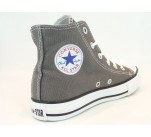 Baskets toile Converse ALL STAR HI Anthracite