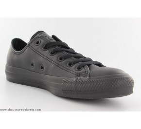 Baskets mixtes Converse ALL STAR OX Noir Mono