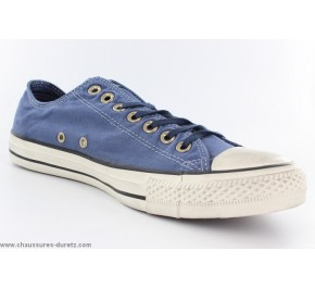 Baskets homme Converse WELL WORN OX Marine
