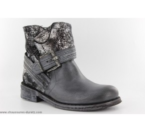 Boots femme Felmini 8533 Noir