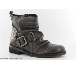 Boots femme Felmini 8563 Noir