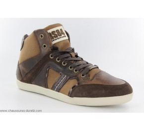 Bottines homme Redskins GOBU Marron