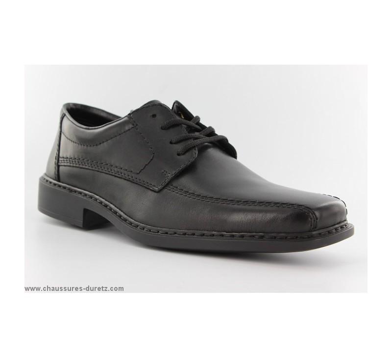Rieker B0812 01, Chaussures de ville homme